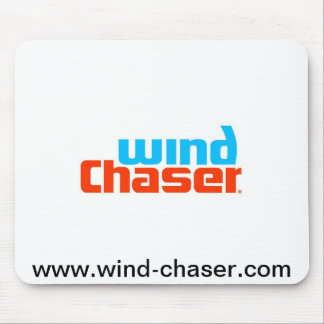 Wind Chaser Land Sailing Mouse Pad