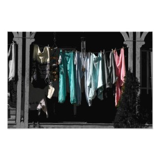 Wind Chimes Open Edition Print