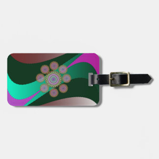 Wind Custom Luggage Tag