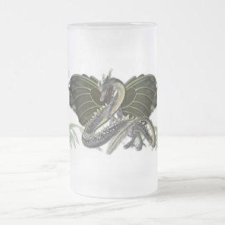 Wind Dragon-1 Coffee Mugs
