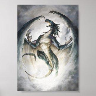 Wind Dragon Kingdom print