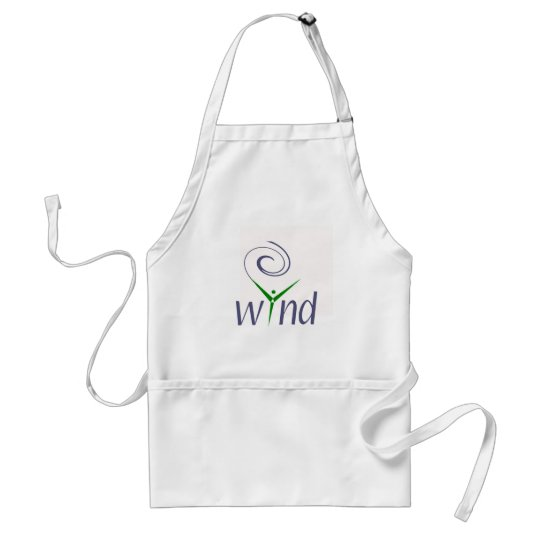 Wind Energy Adult Apron