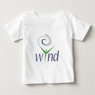 Wind Energy Baby T-Shirt