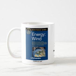 Wind Energy mug mug