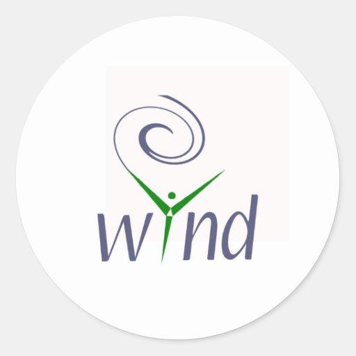 Wind Energy Stickers