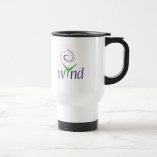 Wind Energy Travel Mug