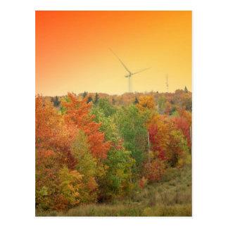 Wind Farm 2 Postcard
