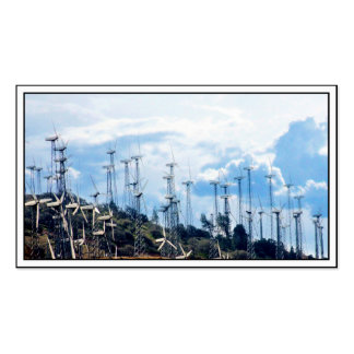 Wind Farm Business Card