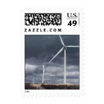 Wind Farm Postage Stamps