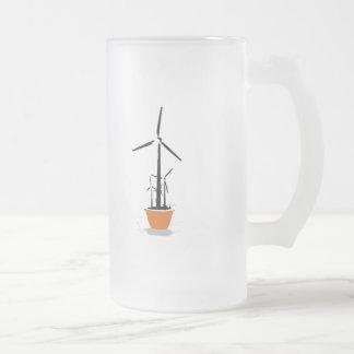 Wind Flower T-shirt Mugs