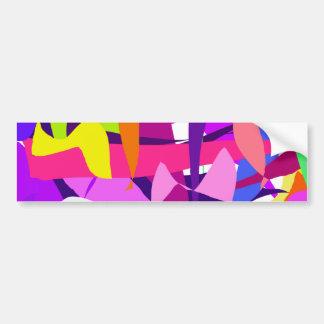 Wind God Bumper Sticker