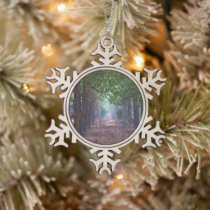 Wind in the Pines Ornament