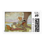Wind in the Willows Stamp