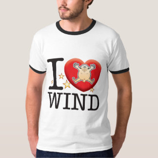 Wind Love Man T-Shirt