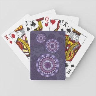 Wind Mandala Classic Playing Cards