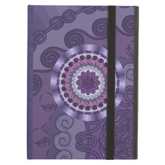 Wind Mandala iPad Powis Case
