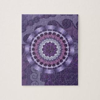 Wind Mandala Puzzle