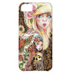 Wind Me Up Tattooed Pin Up iPhone 5C Cover