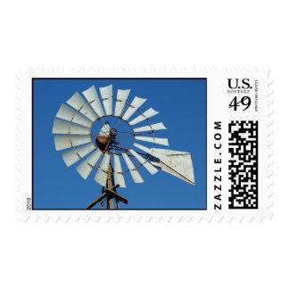 Wind Mill Stamp