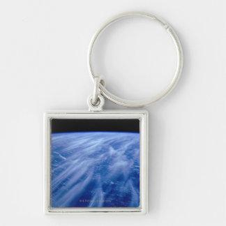 Wind Patterns Keychain
