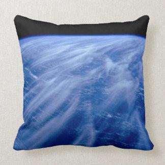 Wind Patterns Throw Pillow