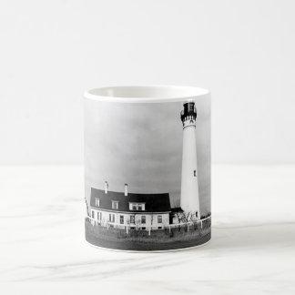 Wind Point Lighthouse Classic White Coffee Mug