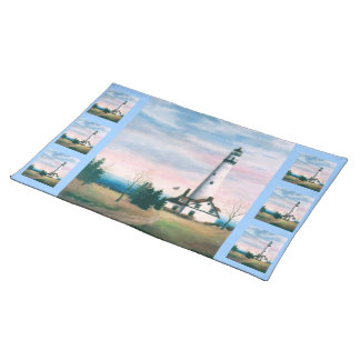 Wind Point Lighthouse Placemat