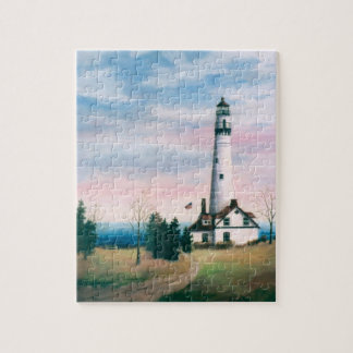 Wind Point Lighthouse Puzzles