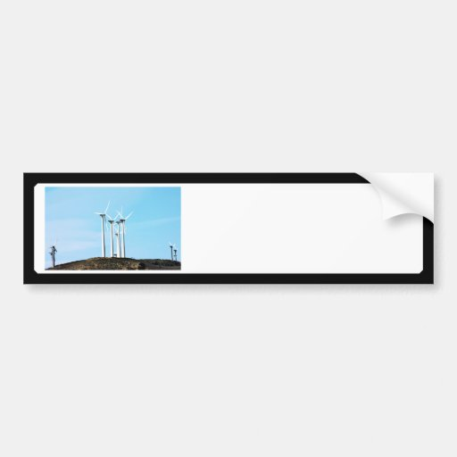 Wind Power (1) Bumper Sticker
