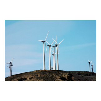 Wind Power 1 Poster