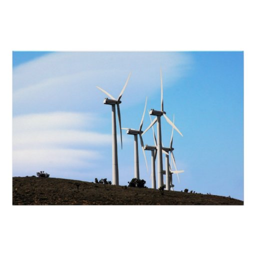 Wind Power (2) Poster