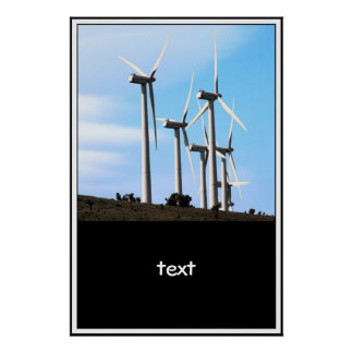 Wind Power 2 Poster