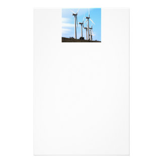 Wind Power (2) Stationery Paper