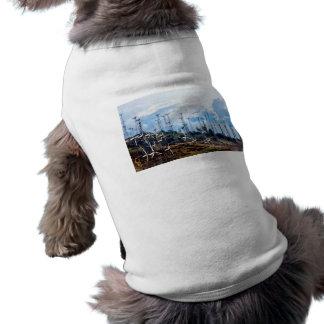Wind Power 3 Doggie Tee Shirt