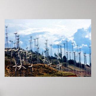 Wind Power 3 Print