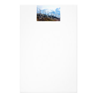Wind Power (3) Stationery Paper