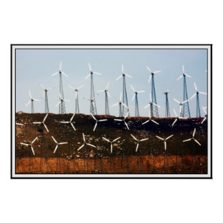 Wind Power 4 Posters