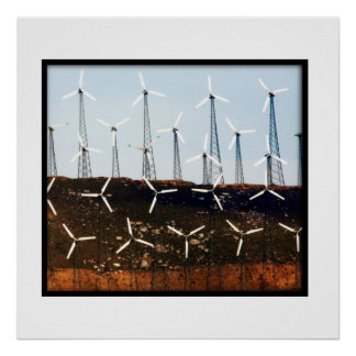 Wind Power 4 Poster