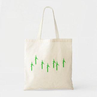 wind power bag (all green)