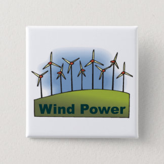 Wind Power Button
