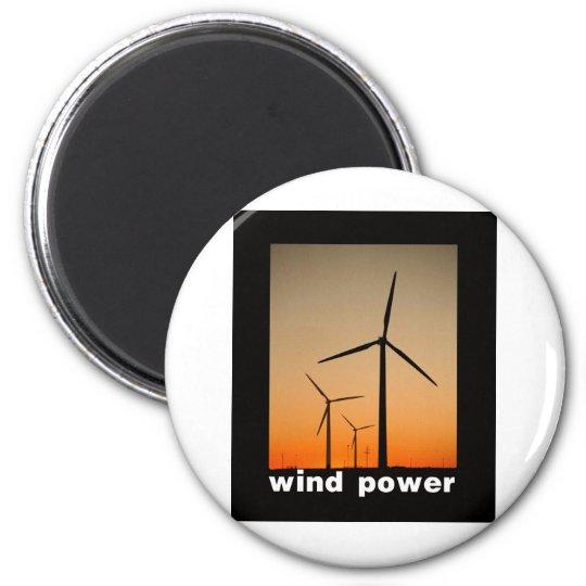 Wind Power design! 2 Inch Round Magnet