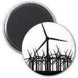 wind power environment magnets