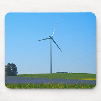Wind Power Plant - Mousepad