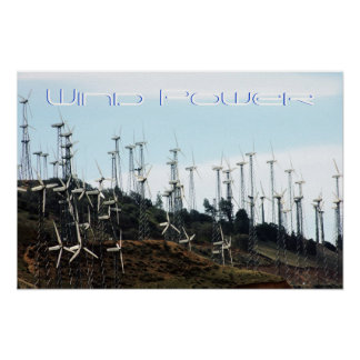Wind Power Posters