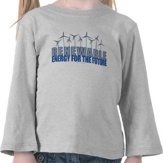 Wind Power Turbines Shirts