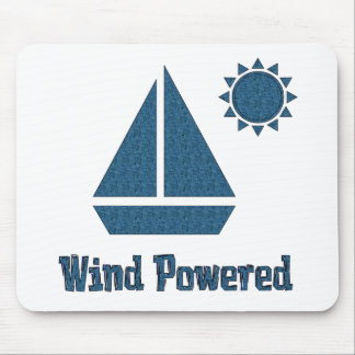 Wind Powered Mouse Pad