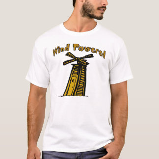 Wind Powered Outhouse T-Shirt