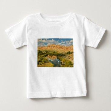 Beach Themed Wind River Baby T-Shirt