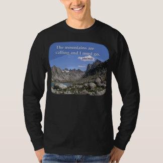 Wind River is Calling II T-Shirt