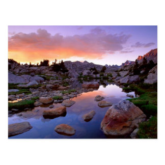 Wind River Range, Wyoming Customizable Gifts Postcard